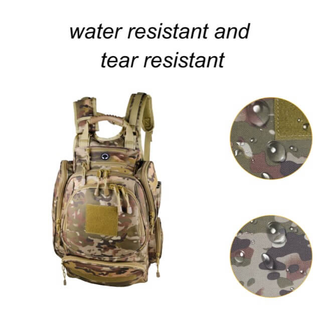 Military Tactical Hiking Large Capacity Bag