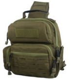 Tactical Sling Military Rover Shoulder Sling EDC Backpack